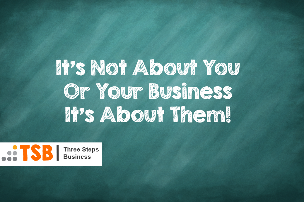 The One Thing You Must Ignore When in Business
