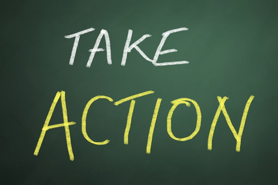 how to achieve success - action