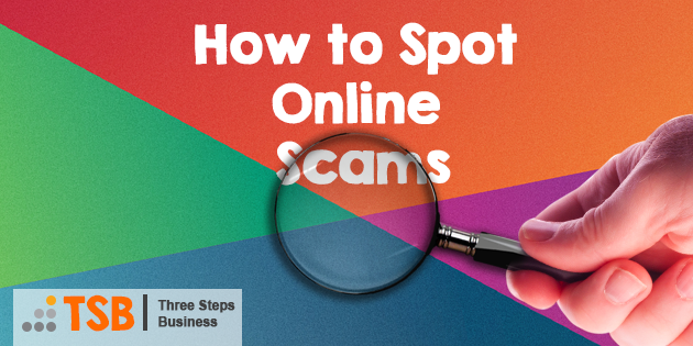 TSB09 – What You Need to Know to Spot Online Scams