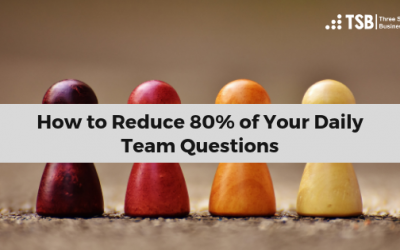 How to Reduce 80% of Your Daily Team Questions