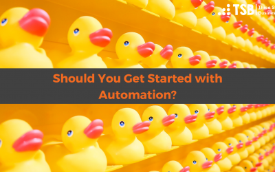 Why Should You Get started with Automation?