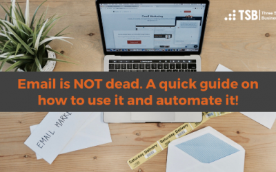 Email is NOT dead. A quick guide on how to use it and automate it!